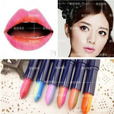 Beauty Cosmetic Makeup Continuous Moisturizing Double Colors Sexy Lip Lipstick