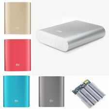 10400mAh Xiaomi Power Bank Battery Charger For iPhone6 Samsung HTC Nokia Tablet