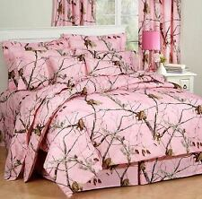 AP Pink HD Camo Bedding Comforter Sets by Realtree