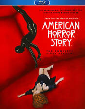 American Horror Story:The Complete First Season 1 (Blu-ray, 2012, 3-Disc Set)