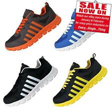 Airtech Mens Revenge Shock Absorbing Running Gym Trainers * AUTHENTIC *