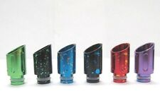 DRIP TIP MUFFLER STYLE SLANTED TOP FOR 510 - SAME DAY SHIPPING FROM EAST COAST