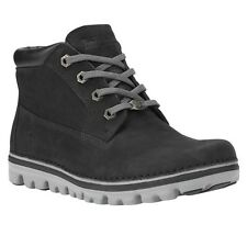 Timberland Earthkeepers Brookton Chukka Women's Size Boots Black 8347A