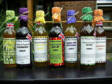 MAGIC NATURAL HERBAL Drinking SYRUP'S Handmade in England High in Vitamins