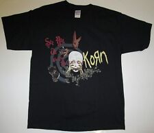 RARE Official Merchandise KORN See You on the Other Side Concert Tour T-Shirt