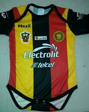 New LEONES NEGROS UDG  Home Soccer Baby onesies  2014 -2015 Personalized