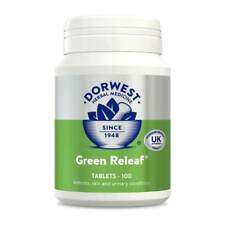 DORWEST HERBS MIXED VEGETABLE TABLETS.ALERTNESS & VITALITY for Dogs & Cats