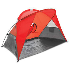 Picnic Time Cove Sun Shelter Outdoor Portable Beach Tent PICK COLOR