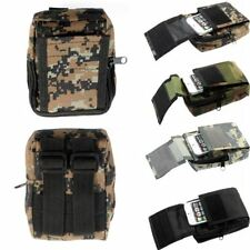 800D Waterproof Army Bag For Mobile Phone Belt  Toolkit Cover Case Pouch Holster