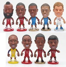 Kodoto NBA Basketball James Harden Kobe Rose Howard Wade LeBron James mini dolls