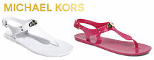 MICHAEL Michael Kors Shoes Plate Jelly Sandals Woman