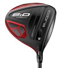 NEW COBRA BIO CELL RED ADJUSTABLE DRIVER - CHOOSE DEXTERITY & FLEX