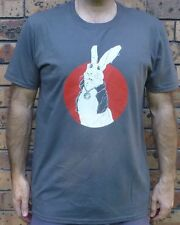 New Mens Queens Of The Stone Age Like Clockwork Bunny Rabbit T Shirt  RRP $48