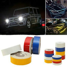 car Interior Exterior Decor XMAS Moulding Reflective Alert Tape Luminous Sticker