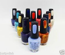 OPI Nail Polish Euro Centrale Central Collection Variety Colors .5oz/15ml