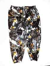 Predator 3D Deception Camo Fleece Pant - Big Sizes - Elastic Bottom  Made in USA