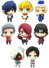 Persona 3 the Movie Color Colle Strap Collection 8Pack BOX