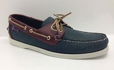 Sebago Men Spinnaker Boat Shoe Blue Brown (72852)