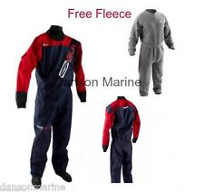 Brand New Gul Gamma Drysuits - Dry suit comes with free fleece