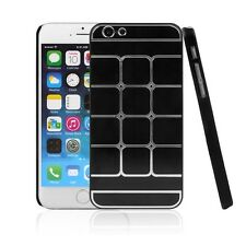 """Luxury Aluminum Grid Ultra Thin Metal Hard Case Cover For Apple iPhone 6 4.7"""""""