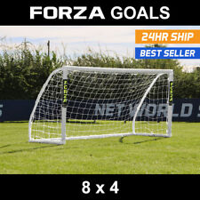 8 x 4 FORZA MATCH Football Goal - The Ultimate Goal *Free Delivery*