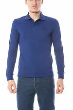 Fred Perry Polo Shirt -30% MADE IN ITALY Man Blues 30162024-3039