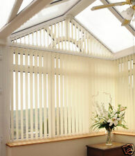 Made to Measure Vertical Blind Blinds (Blackout Fabric) + P+P