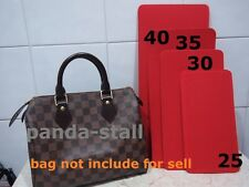 BASE SHAPER FITS LOUIS VUITTON SPEEDY 25/30/35/40 (Red color)