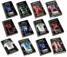 Personalised On This Day Football Hardback Books - Christmas, Birthday Gift