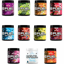 Gamma Labs G Fuel Pick A Flavor 40 servings Natural Energy Drink Gfuel workout