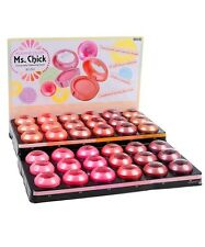 Kleancolor Ms Chick Blush, Assorted Shades, All Skin Tone