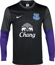 BNWT - Official Nike Everton Goalkeeper Shirt - All Sizes - EFC Football Jersey