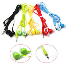 1M Universal Smile Face In-Ear Earbud Headphone Earphone 3.5mm For Mobile Phone