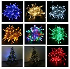 New 10M 100 LED Lights Decorative Christmas Party Festival Twinkle String