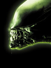 Alien Movie Giant Poster - A0 A1 A2 A3 A4 Sizes