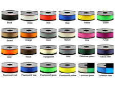 New!! ABS Filament 1.75mm for 3D Printer Drawing Pen - 10M - Various Colours UK