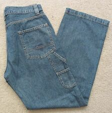 NEW Men's LEVI STRAUSS Jeans Carpenter Relaxed Fit Work Utility Pants