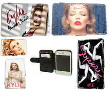 Kylie kiss me once Leather card wallet phone case iPhone 6 S3 S4 mini S5 Z2 G3