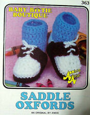 Crochet  Baby Bootie Boutique Series  Your Choice  Patterns  Annie's Attic