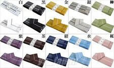Japanese Men's Traditional KAKU OBI Kimono Belt 100% Cotton Made in Japan F/S