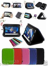 "Speaker Leather Case Cover+Gift For 8"" Hisense Sero 8 Android Tablet GB5"