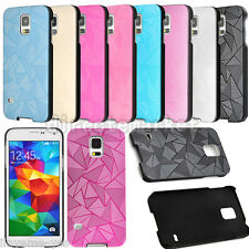 Luxury Aluminum Metal Slim Hard Case Cover for Samsung Galaxy S5 SV i9600 G900F