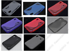 Multi Color S-Types TPU Silicone CASE Cover For Samsung Galaxy Ace S5830