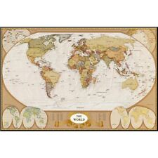 Art.com - World Antique Map