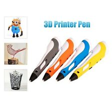 3D Printing Pen Drawing Crafting Tool Stereoscopic ABS Filament Cool Design