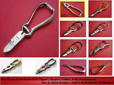 Toe Nail Clippers Cutters Cantilever Nippers Podiatry Heavy duty for thick nails