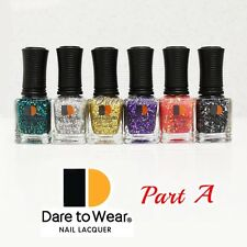 LeChat Dare To Wear PART 1 Nail Lacquer 01 -  60 Perfect Match Collection 15 mL