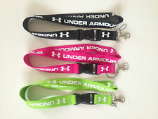 Under Armour Inspired Key Chain Lanyard Cell Phone Ipod Strap Neck Pass ID