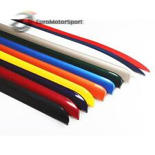 * Custom Painted Trunk Boot Lip Spoiler For BMW E46 3-Series 98-05 Convertible