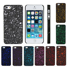 Starry Sky Matte Hard Back Case Cover For Apple iPhone 4 4s 5 5s 6 6 Plus